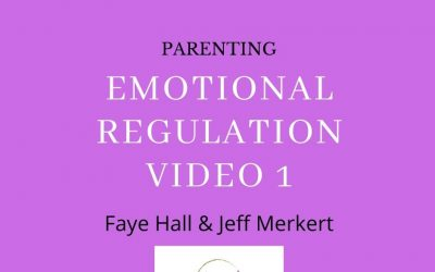 New Videos: Emotional Regulation