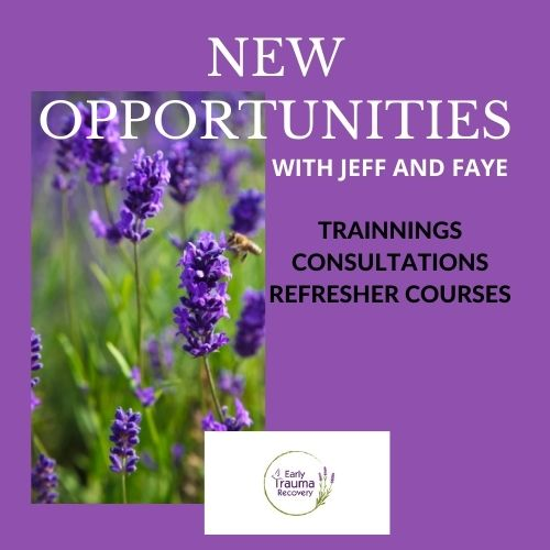 NEW OPPORTUNITIES–LET US HELP